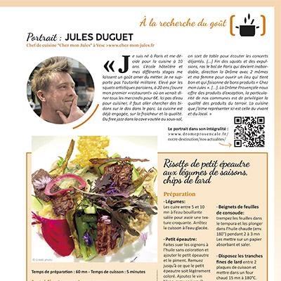 Article de Presse La Drôme