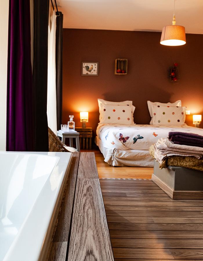 Chambre d'hôtes de charme en Drôme provençale